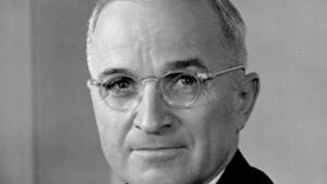 Harry Truman Facts