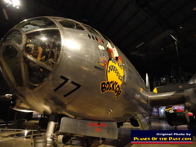 B-29-36-MO Superfortress 44-27297, Bockscar