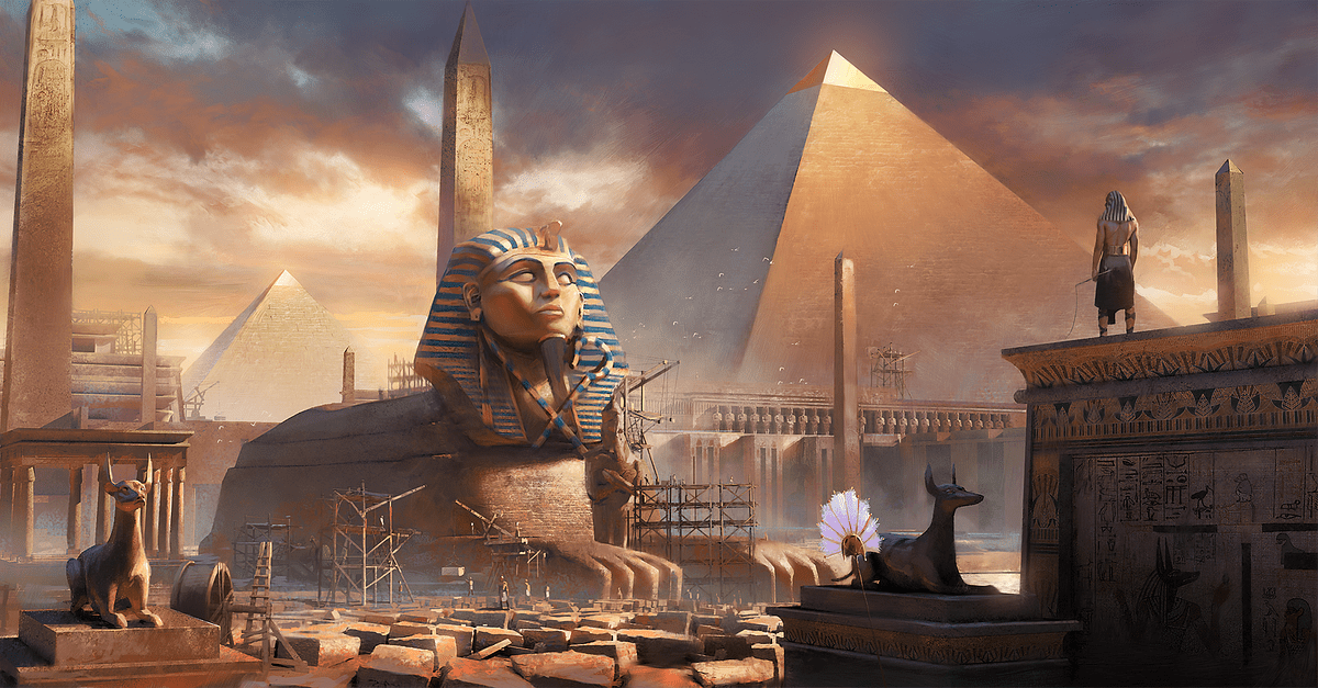 The Mystery of the Great Sphinx