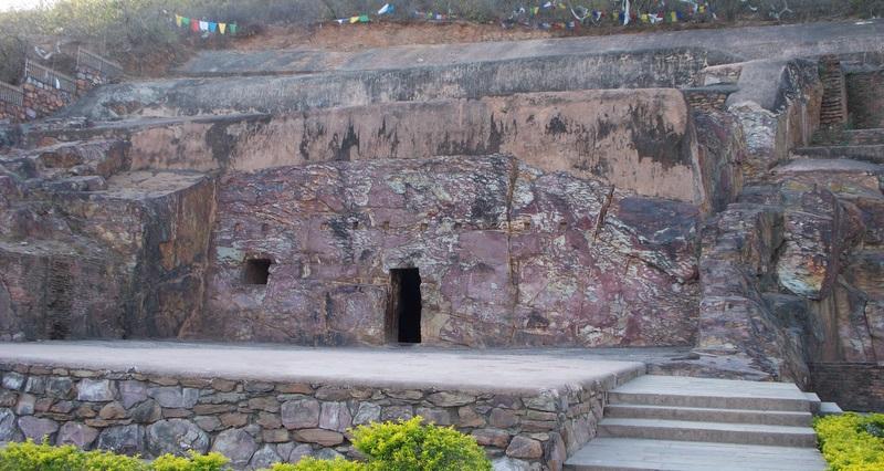 Son Bhandar Cave