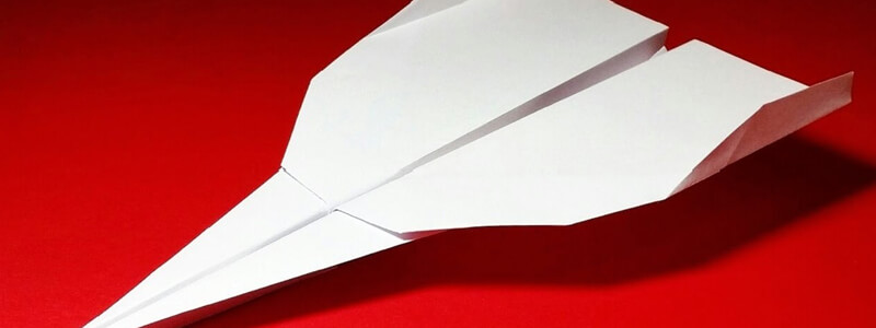 Paper Airplane Folding Tips